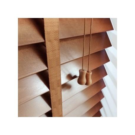 Wooden Blind 50 mm - Ladder Tape